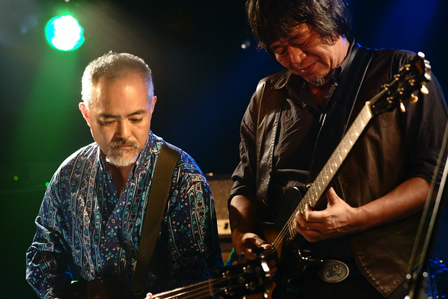 CABU live at 獅子王, Tokyo, 27 Jul 2014. 061