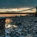 Hammersmith bridge by murphyz
