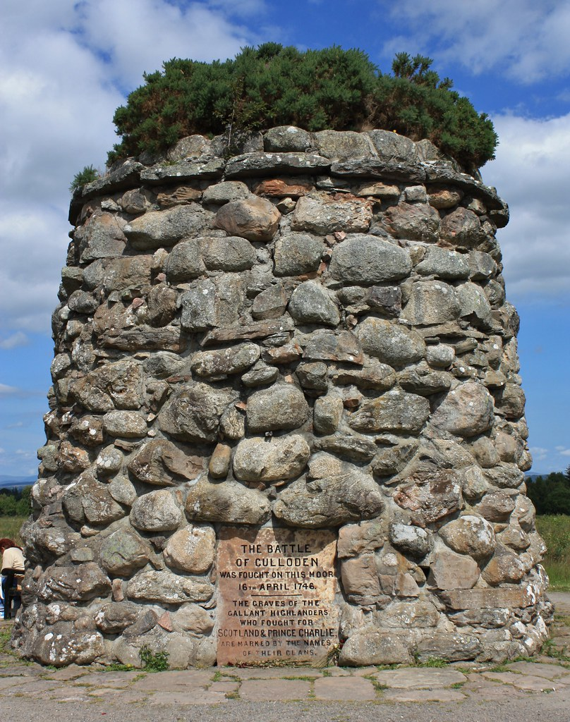 Culloden Battle Monument