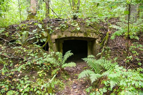 I pasaulinio karo vokiečių bunkeriai