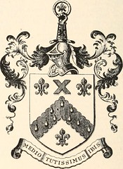 "Image from page 329 of ""Armorial families : a directory of gentlemen of coat-armour"" (1905)"