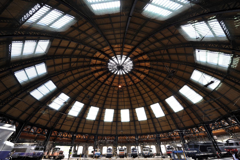 Rotonde SNCF de Chambéry