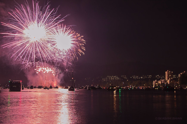 Celebration of Light ~ Vancouver, BC