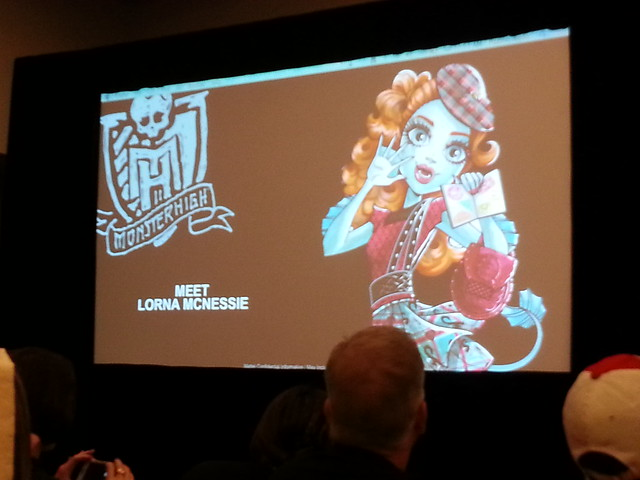 Monster High at San Diego Comic-Con 2014