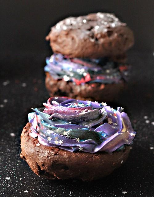 Galaxy Whoopie Pies