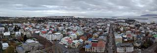 Reykjavík skyline