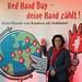 15. Februar 2017: Red Hand Day-Aktion im Deutschen Bundestag