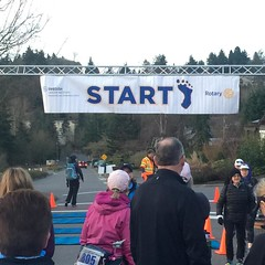 Mercer Island Half Marathon. Let's do this!