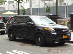 Ford Explorer Police Interceptor Utility