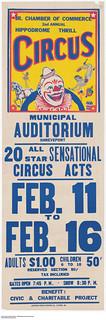 Second Annual Hippodrome Thrill Circus: Shreveport, Georgia / Deuxième présentation annuelle du Cirque Hippodrome Thrill : Shreveport, Géorgie