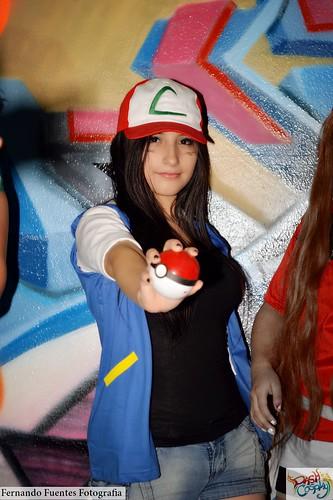 Pokemon Girls | Rini & Eden