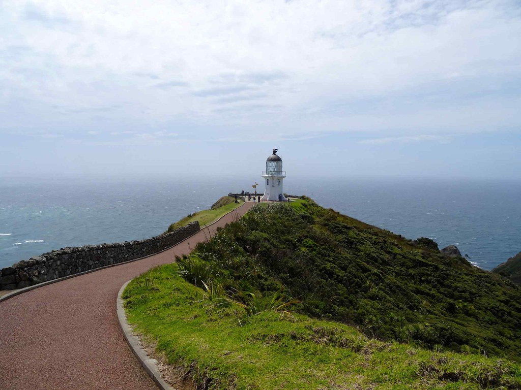 Cape Reinga Leuchtturm | lighthouse