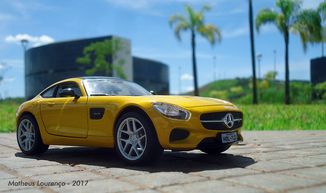 Mercedes Benz AMG GT, Sony DSC-W320