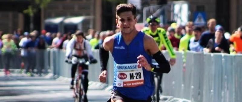 Homoláčovi se maraton ve Vídni nevydařil