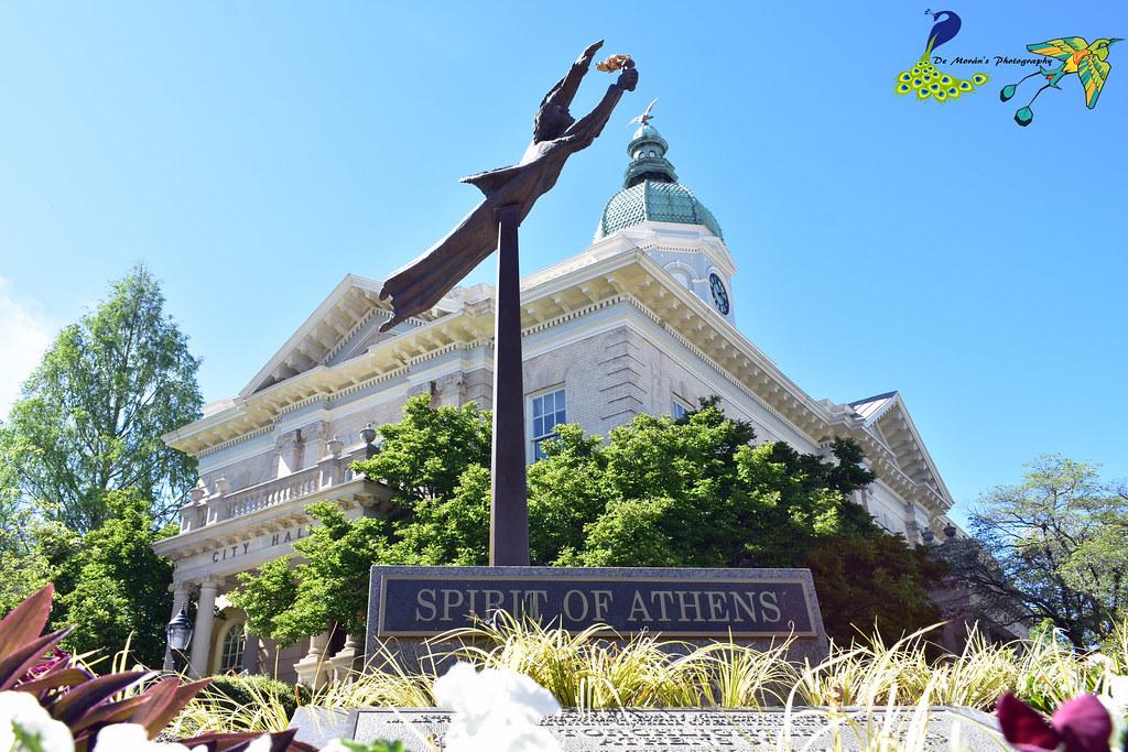 Spirit of Athens GA