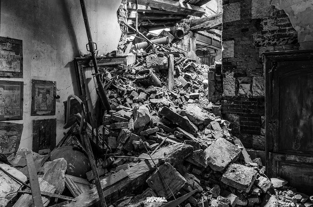 Abandoned castle S-23