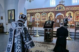 Литургия в Спасском соборе 130