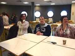Les équipes Marshmallow challenge (3/7)