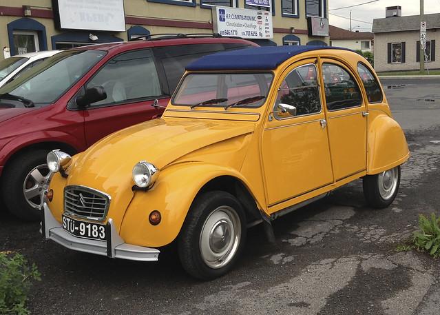 2CV (Mk1) - Citroën