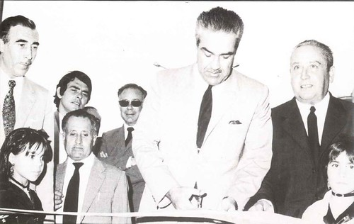 Inauguració del Club l'any 1967.