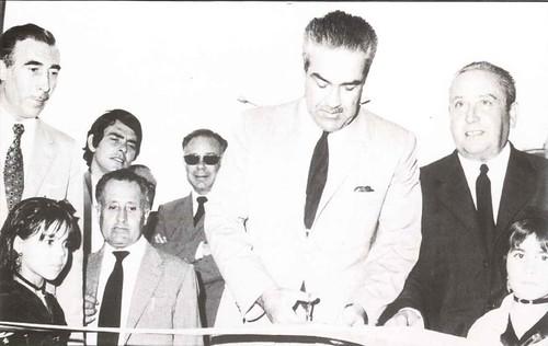 Inauguració del Club l'any 1967.