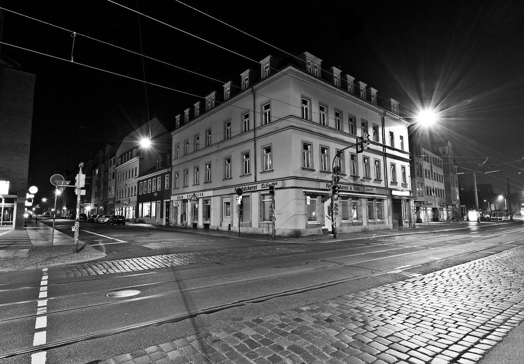Königsbrücker Straße/Lößnitzstraße/Louisenstraße