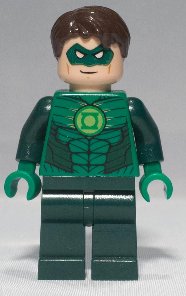 Lego SDCC Green Lantern