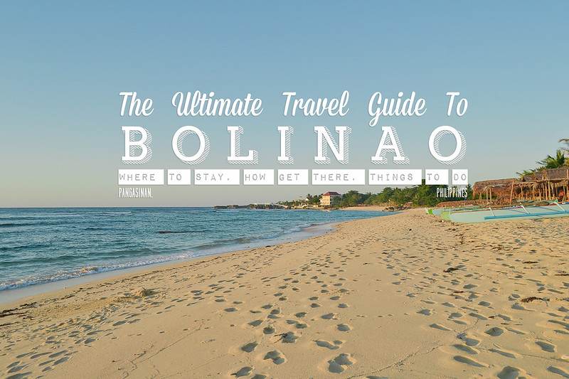 Bolinao Travel Guide