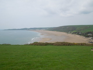 14 05 03 Day 4 (36) Woolacombe Bay
