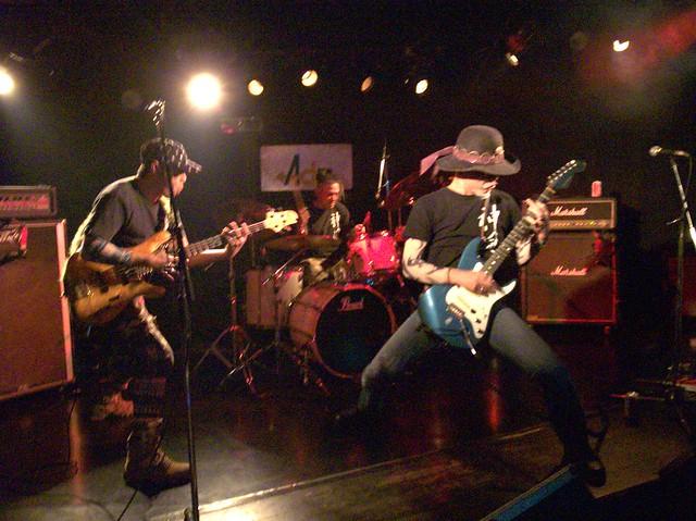 神風 KAMIKAZE live at Adm, Tokyo, 18 Apr 2014. 100