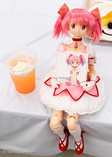 [HAF] Madoka and [Drink] Ultimate Madoka