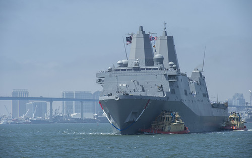 San Diego Fleet Week Kicks Off