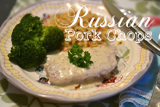 Russian Pork Chops