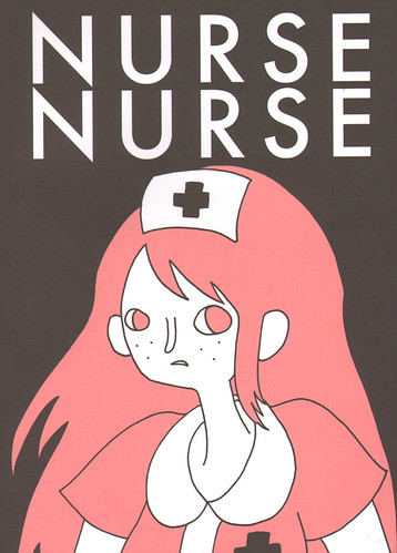 the cover of nurse nurse