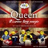 Look who's using Brickforge!  We always knew Freddy and the band had good taste! #brickforge #queen #minifigs.me
