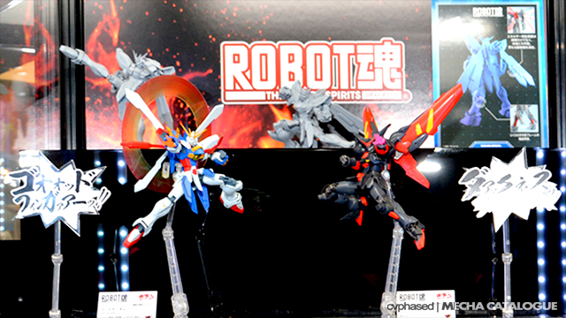 Tamashii Nations Summer Collection 2014 - ROBOT Damashii