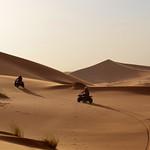 Quad por las dunas