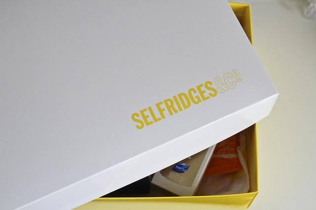 selgridges beauty project