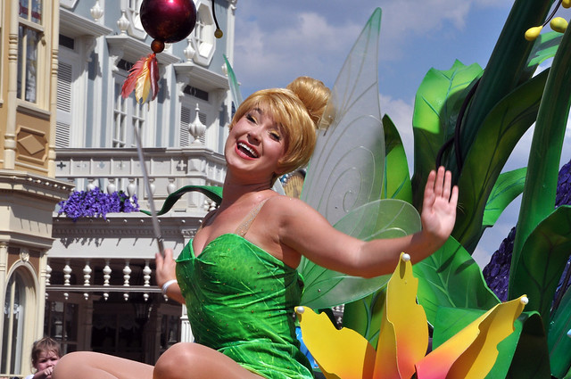 Festival of Fantasy Parade - Peter Pan