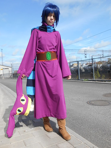 Ravio cosplay