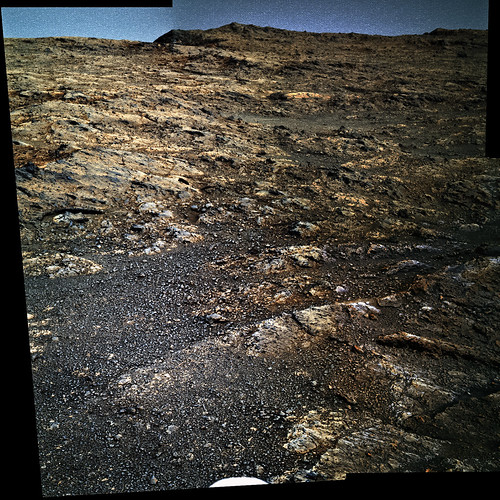 Opportunity sol 3656 PanCam