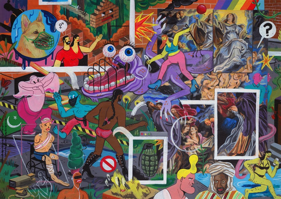 Brecht Vandenbroucke - But is it still comix