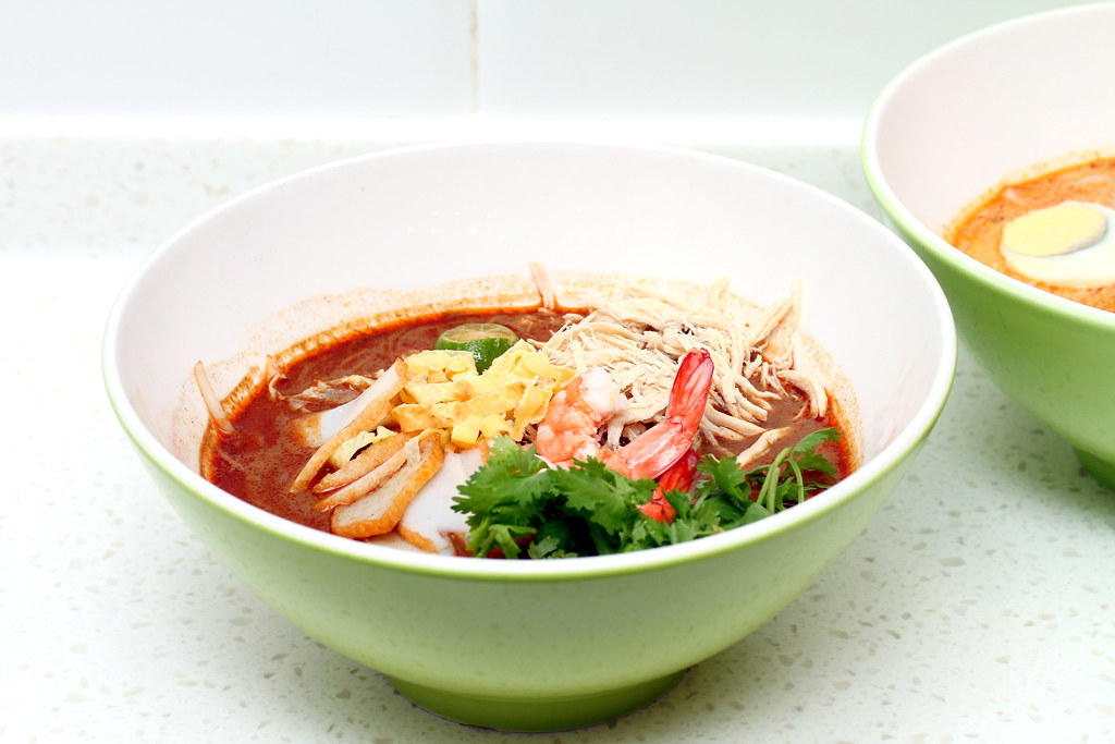 Jem美食之路:Laksania's Sarawak Laksa