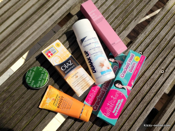 skincare skin care Summer favorites