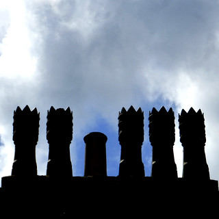 Mr Straw's Chimneys