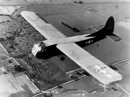 Planeador rumbo a Normandía