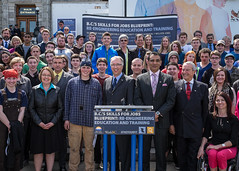 BC launches Skills for Jobs Blueprint to re-engineer education and training