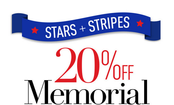 Sigma Sale Memorial Day 20% 20 % off discount brushes