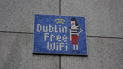 Dublin Free Wifi