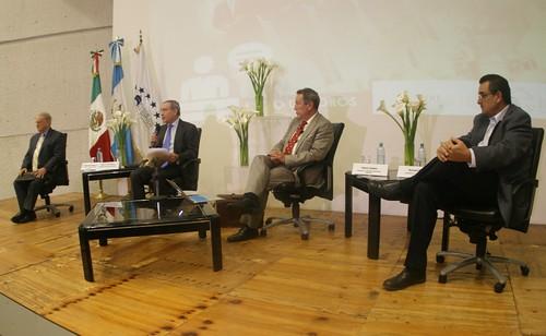 Embajada de México en Guatemala y Fundación Esquipulas realizan foro sobre Grupo Contadora y Acuerdos de  Esquipulas.